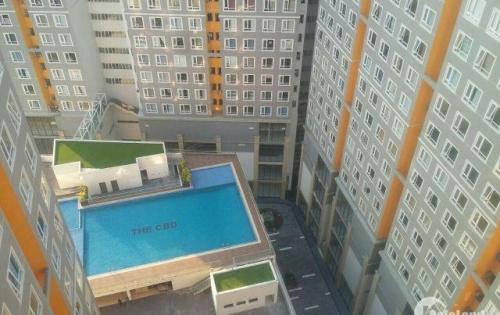 Bán căn hộ có sân vườn dự án The CBD mặt tiền Đồng Văn Cống giá gốc CĐT 1tỷ7 có VAT
