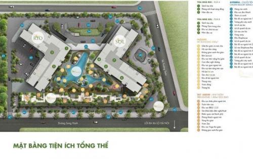 Cơ hội sở hữu căn hộ tại dự án Masteri An Phú, P.Thảo Điền với giá cực kì hấp dẫn với lãi suất ưu đãi 0% cho đến khi bàn giao và vay lên đến 70% giá trị căn hộ.