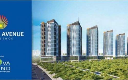 Bán lại căn hộ 2 phòng ngủ The Sun Avenue An Phú Quận 2 DT 76m2 tháp 3 tầng 23 giá 3,2 tỷ