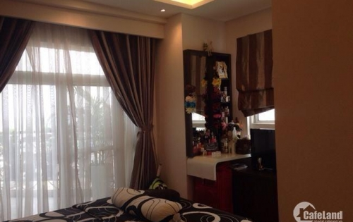 Xuất  cảnh  bán   căn hộ  Srec   tower, 81m2/2 PN, Full  nội  thất , giá 2.9 tỷ