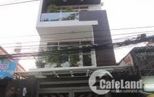 Nhà MT Trương Định P.6, Q.3. 11x23m GPXD: Hầm +10 tầng Giá 109 tỷ. 0906888176