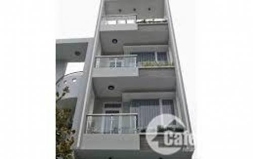Nhà Hẻm 2 xe hới Tranh nhau Lê Văn Sỹ- Trần Quang Diệu  4,1x19m 4 tầng 9 Pn, giá 15,5 tỷ.