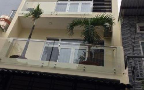 Bán nhà HXH Trần Văn Đang, P11, Q.3, DT 5,6x16 , 5 tầng có 9 căn hộ dịch vụ