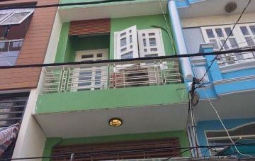 Đổ Nợ WC Bán Gấp Nhà 3 Lầu Hẻm Nguyễn Thiện Thuật Quận 3