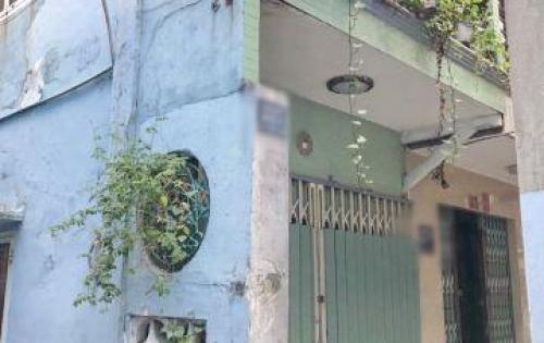 Bán nhà 2 MT hẻm 237 Tôn Thất Thuyết phường 3 quận 4