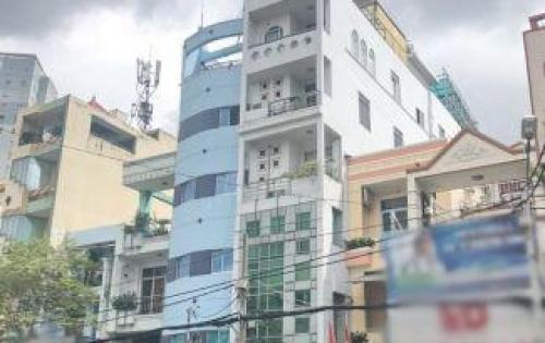 Bán gấp khách sạn MT đường Nguyễn Tất Thành phường 13 quận 4