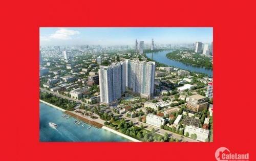 Nhận giữ chỗ hoàn tiền căn hộ liền kề Q1, CK 5% tổng giá trị, giá đợt 1. 0933 65 8855