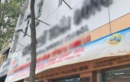Bán gấp nhà 3 lầu mặt tiền đường Khánh Hội phường 6 quận 4