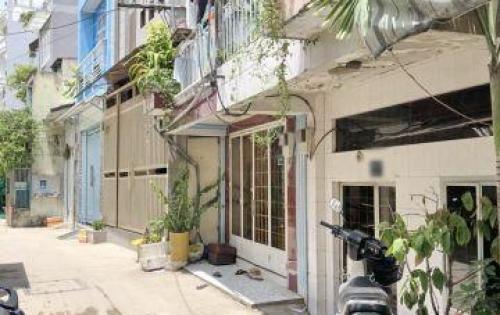 Bán nhà hẻm xe hơi 58 đường Tôn Thất Thuyết phường 16 quận 4
