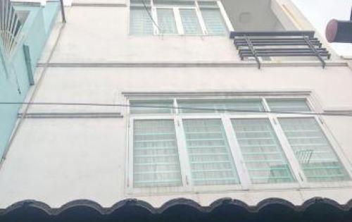 Bán nhà 3 lầu hẻm 78 Nhà Thờ phường 15 Quận 4