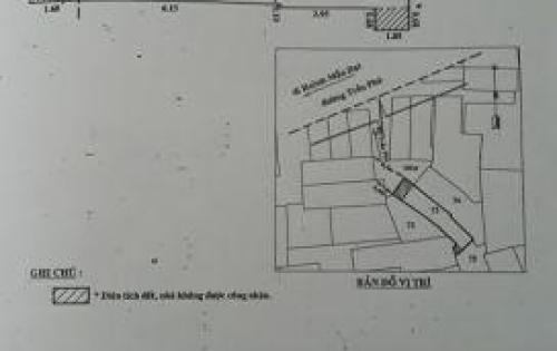 Chính chủ cần bán nhà  Trần Phú Phường 4 Quận 5