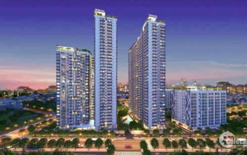 Bán căn hộ Western Capital 68m2, 2PN mặt tiền Lý Chiêu Hoàng
