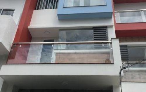 Bán nhà hẻm 1 sẹc đường Tân Hóa, P.14, Q.6, hẻm thông lớn 10m, 4 x 15m, 2 lầu. Giá 7tỷ