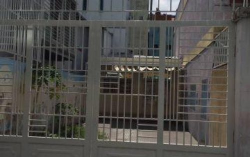 Nhà nát cấp 4 (4,8x20,35) nở hậu 5.1, đường Nguyễn Thị Thập, Lộ giới 6m, Chính chủ, chưa qua đầu tư [6,295 tỷ TL]