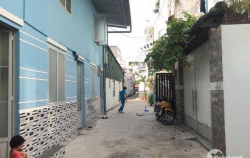 Bán gấp nhà trọ 7 phòng/16tr/th hẻm 588 Huỳnh Tấn Phát , P. Tân Phú, Quận 7