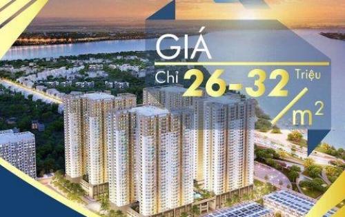 CHỈ 270 TRIỆU SỞ HỮU CĂN HỘ CAO CẤP VEN SÔNG NGAY PHÚ MỸ HƯNG, CK 3% - 18%. TẶNG VÉ DU LỊCH HONG KONG