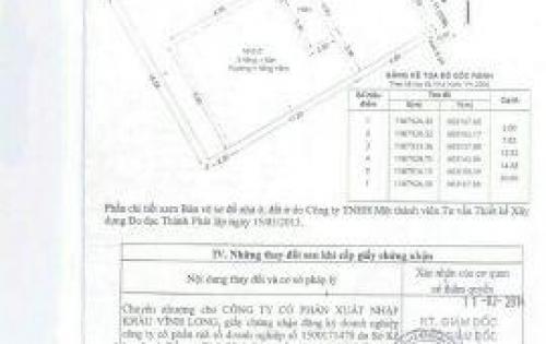 Biệt thự góc 2 mặt tiền Nguyễn Thị Thập vị trí đắc địa 539m2