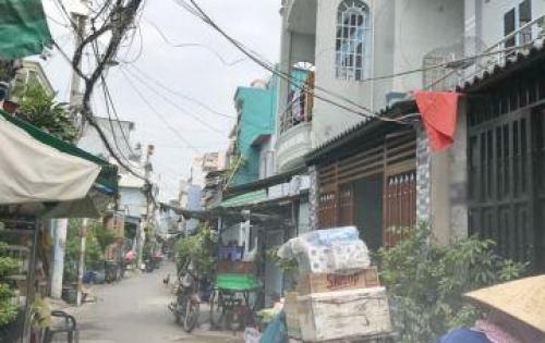 Bán nhà  hẻm 4m đường Trần Văn Khánh, Phường Tân Thuận Đông, Quận 7.