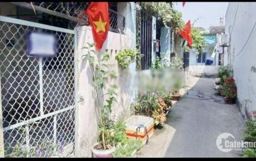 Bán nhà cấp 4 hẻm 115 đường Phạm Hữu Lầu, Phường Phú Mỹ, Quận 7