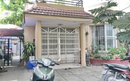 Bán nhà mặt tiền đường số 85 phường Tân Quy Quận 7