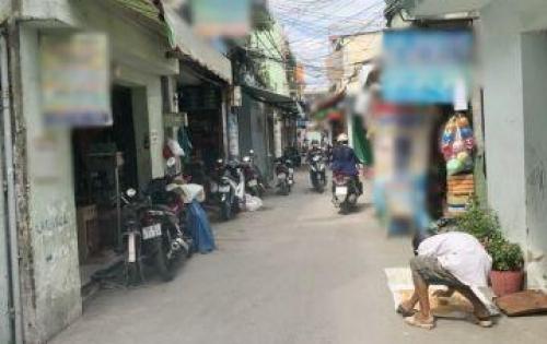 Bán nhà chính chủ hẻm 1225 đường Huỳnh Tấn Phát, Phường Phú Thuận, Q7