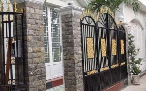 Nhà biệt thự đẹp hẻm 1041 Trần Xuân Soạn, Tân Hưng, Quận 7 – 5.5 tỷ.