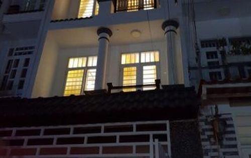 Bán nhà 4x16 hẻm 1979 Huỳnh Tấn Phát - Trung tâm thị trấn Nhà Bè