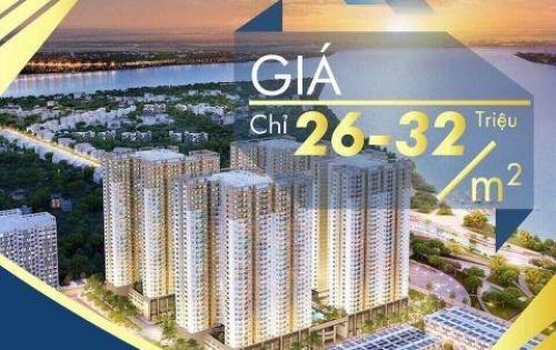 Căn hộ cao cấp view sông quận 7 chỉ 1.5 tỷ, chiết khấu 3-18%, tặng cặp vé du lịch Hong Kong. LH: 0931.179.762