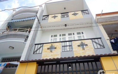 Nhà nhỏ mặt tiền Nguyễn Thị Thập đường kinh doanh sầm uất nhất Q7.