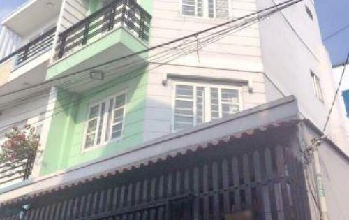Bán nhà đường Huỳnh Tấn Phát Phường Tân Thuận Tây Quận 7 (mặt tiền hẻm 128 )