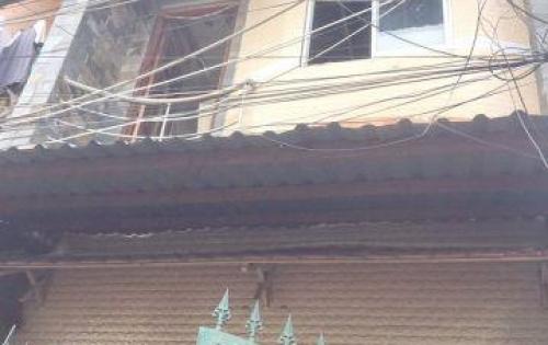 Bán nhà 1 lầu đường Lê Văn Lương Phường Tân Hưng Quận 7