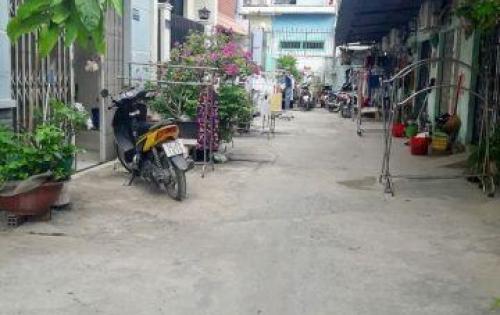 Bán nhà đường Trần Xuân Soạn Phường Tân Hưng Quận 7 (hẻm xe hơi 861 )