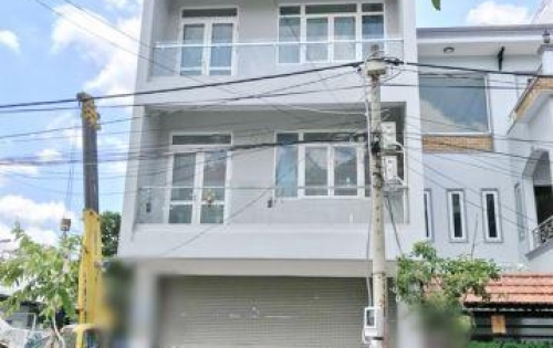 Bán nhà đường số 53 KDC Tân Quy Đông Phường Tân Phong Quận 7.