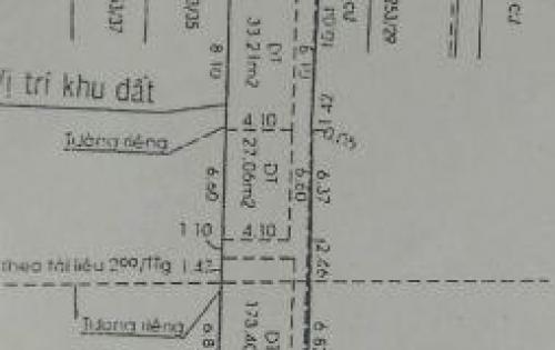 Bán nhà trọ 5.6 x 39m nở hậu 8m hẻm xe hơi 253/33 Trần Xuân Soạn Phường Tân Kiểng Quận 7.