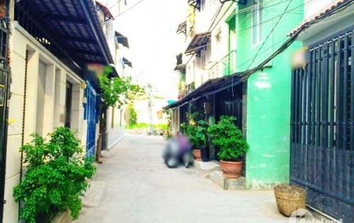 Bán gấp nhà hẻm 749 Huỳnh Tấn Phát Phú Thuận Quận 7. Cho thuê trọ, thu nhập 40tr/tháng.