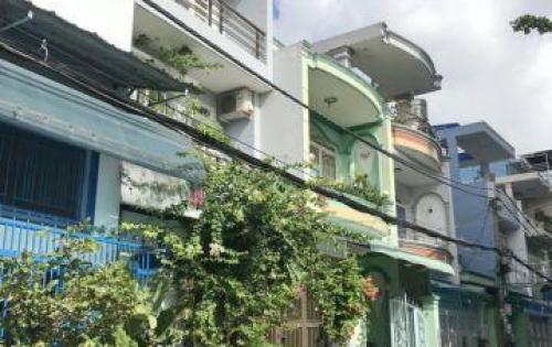 Bán nhà 2 lầu đường Trần Xuân Soạn Phường Tân Hưng Quận 7 ( hẻm xe hơi)