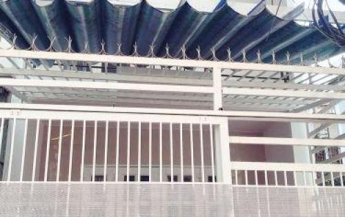 Bán nhà 1 lầu hẻm 130 đường số 17 Phường Tân Thuận Tây Quận 7