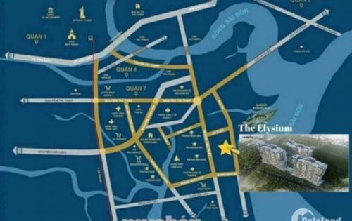 Cho thuê căn hộ Jamona MT đường Đào Trí Quận 7 giá từ 6tr/tháng, nhà mới 100%