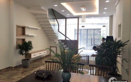 Nhà phố 5x18m mới xây tuyệt đẹp khu TĐC Phú Mỹ Q7