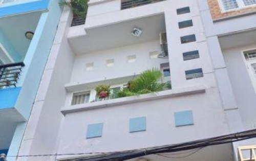 Bán nhà 3,5 lầu đường Huỳnh Tấn Phát phường Phú Thuận quận 7