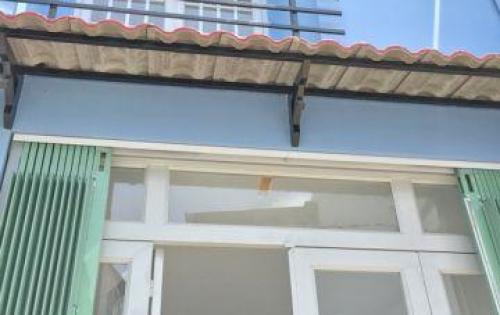 Bán nhà 1 lầu hẻm 1056 đường Huỳnh Tấn Phát Phường Phú Mỹ Quận 7