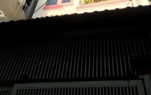 Bán nhà mới 2,5 tấm 3.5x10m Hẻm Trần Văn Khánh,  Quận 7