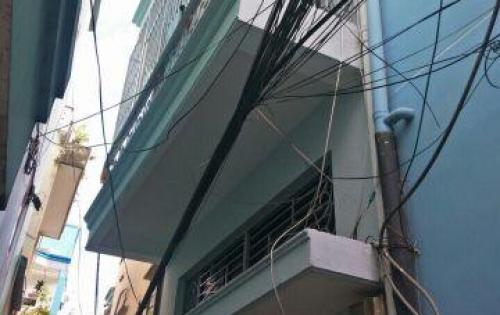Bán nhà khu kc 52/4 HTP, Tân Thuận Tây, Quận 7