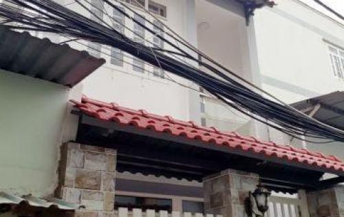 Bán nhà hẻm 62 đường Lâm Văn Bền Phường Tân Kiểng Quận 7