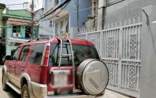 Bán nhà hẻm xe hơi 160 Nguyễn Văn Quỳ Phường Phú Thuận Quận 7