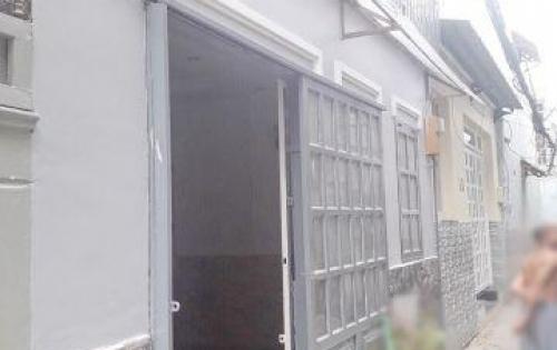 Bán nhà 1 lầu hẻm 30 Lâm Văn Bền phường Tân Kiểng quận 7