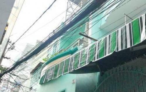 Bán nhà 2 lầu hẻm 100 đường Dương Bá Trạc Phường 2 Quận 8