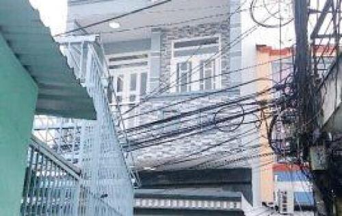 Bán nhà mới 3 lầu hẻm 166 đường Lưu Hữu Phước Phường 15 Quận 8