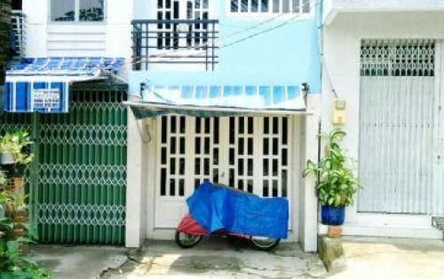 Bán nhà đẹp 1 lầu hẻm 2695 đường Phạm Thế Hiển Phường 7 Quận 8