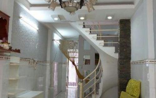 Bán nhà MỚI 1 LẦU NỞ HẬU  hẻm 3m gần cầu Nguyễn Văn Cừ phường 1, Quận 8